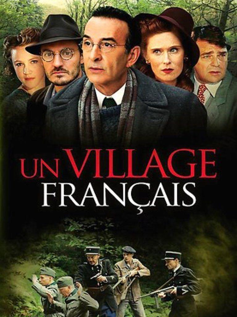 Line (Un Village Francais) Seasons 1-6
