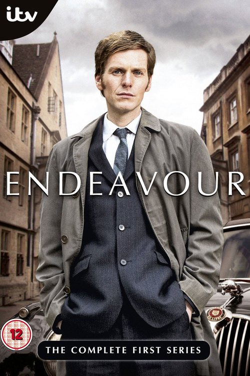 Endeavour Seasons 1-6