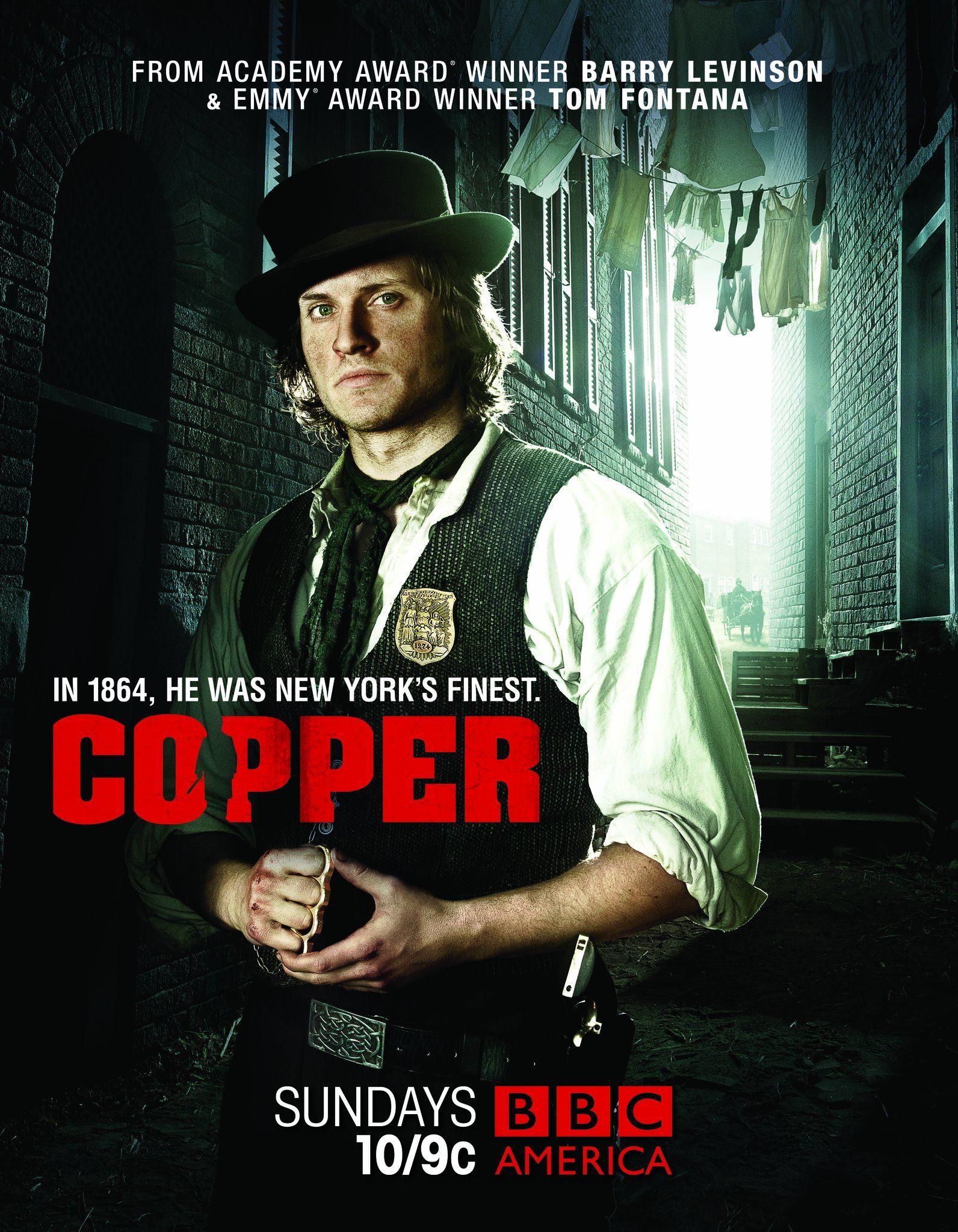 Copper Seasons 1-2