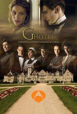 Grand Hotel Seasons 1-4