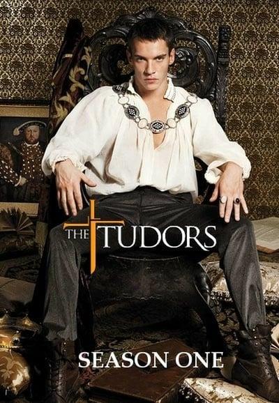 The Tudors Seasons 1-4