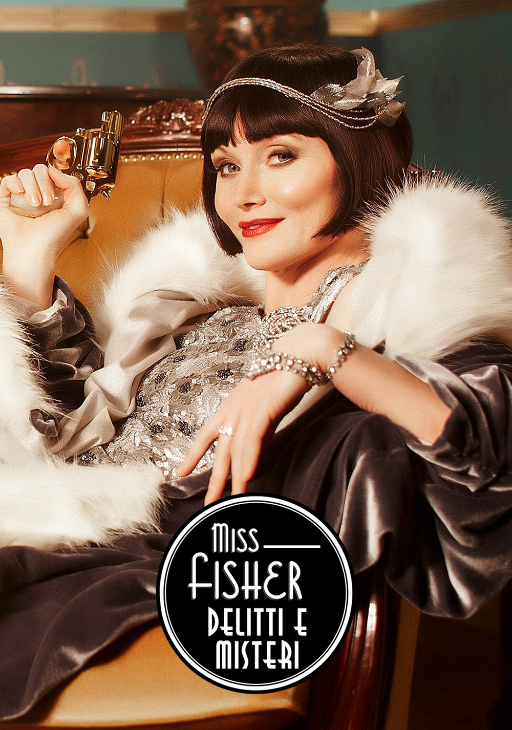 Мистериите на мис Фишър Сезони 1-3