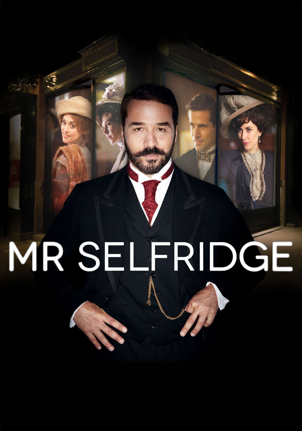 Mr Selfridge Seasons 1-4