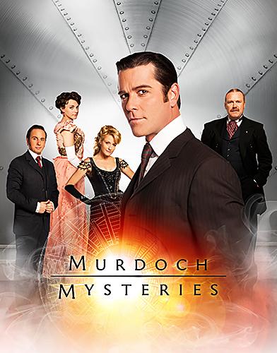 Murdoch Mysteries Seasons 1-7