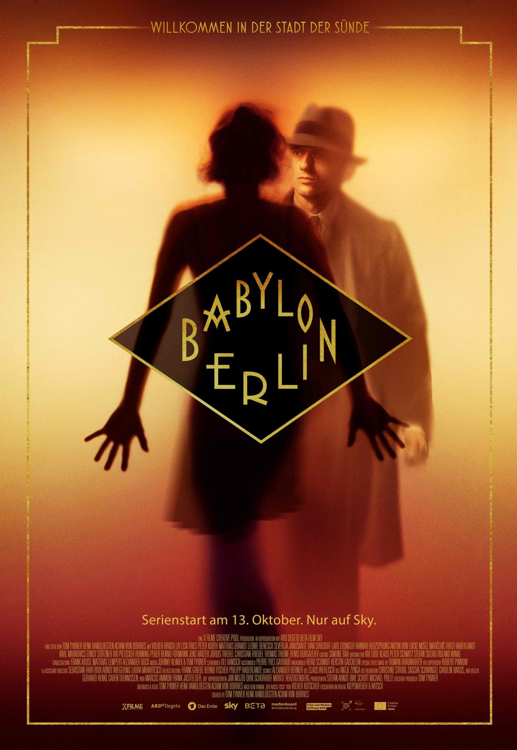 Babylon Berlin Seasons 1-3