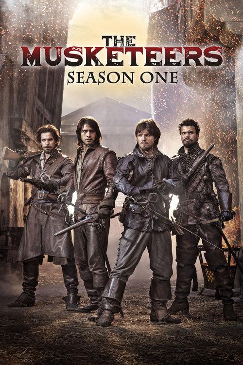 The Musketeers Seasons 1-2