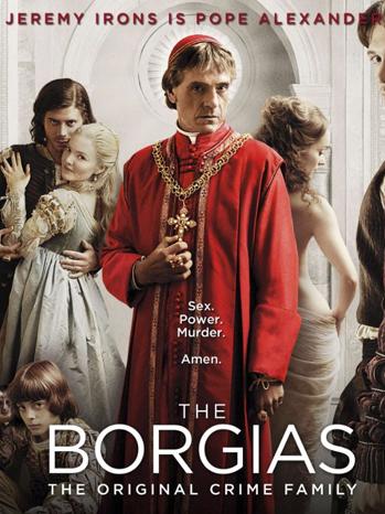 The Borgias Seasons 1-3
