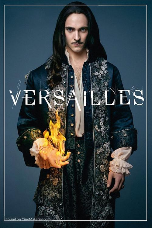 Versailles Seasons 1-3