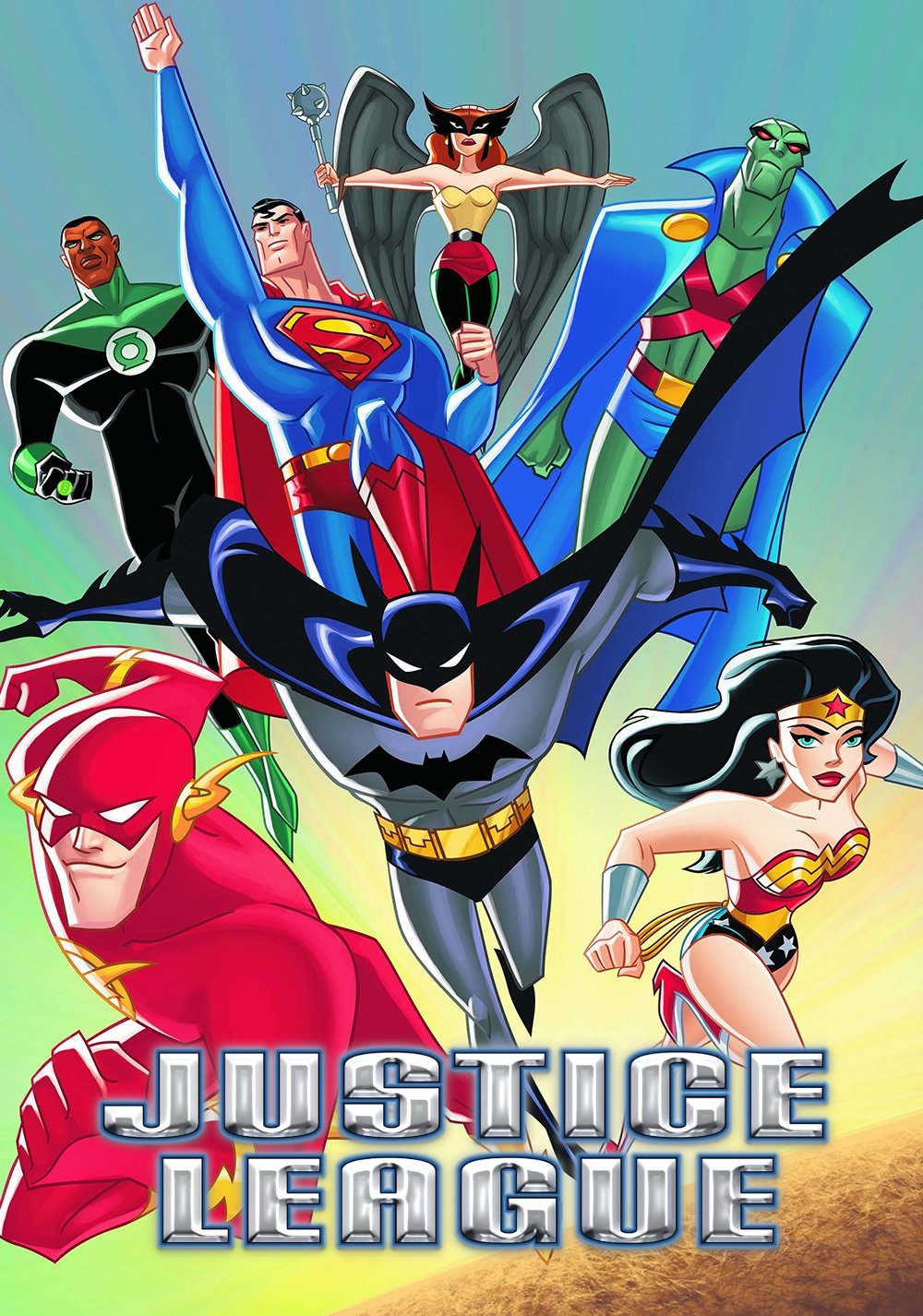 Лигата на справедливостта