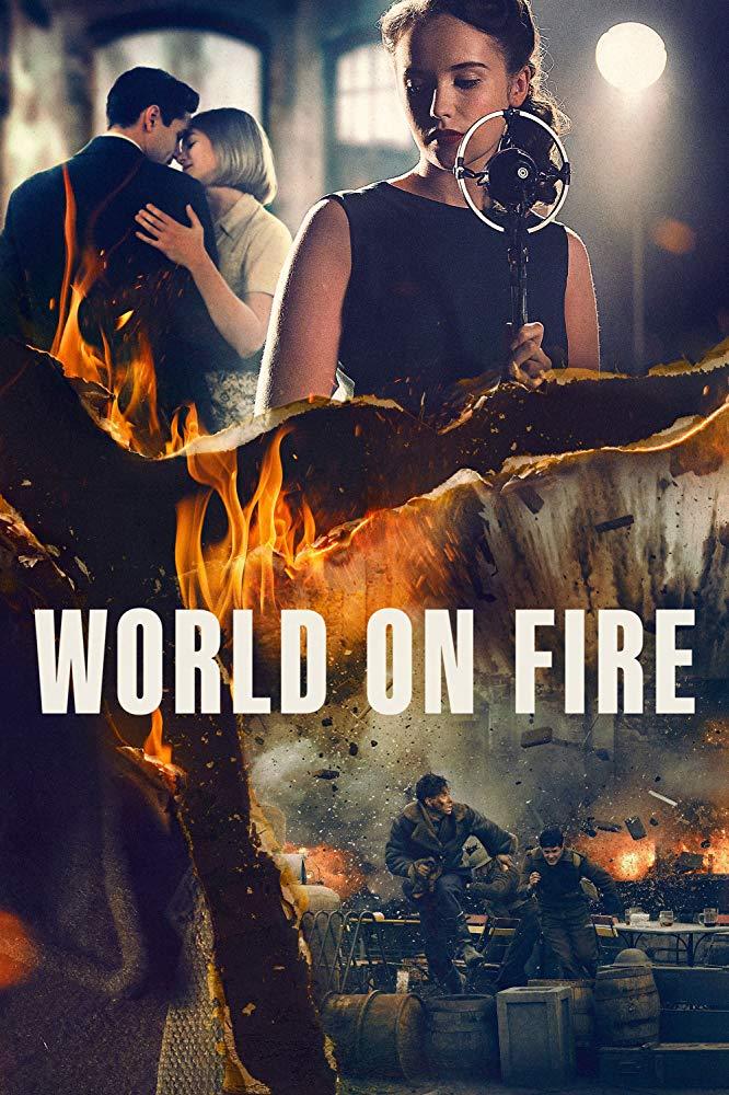 Свят в пламъци