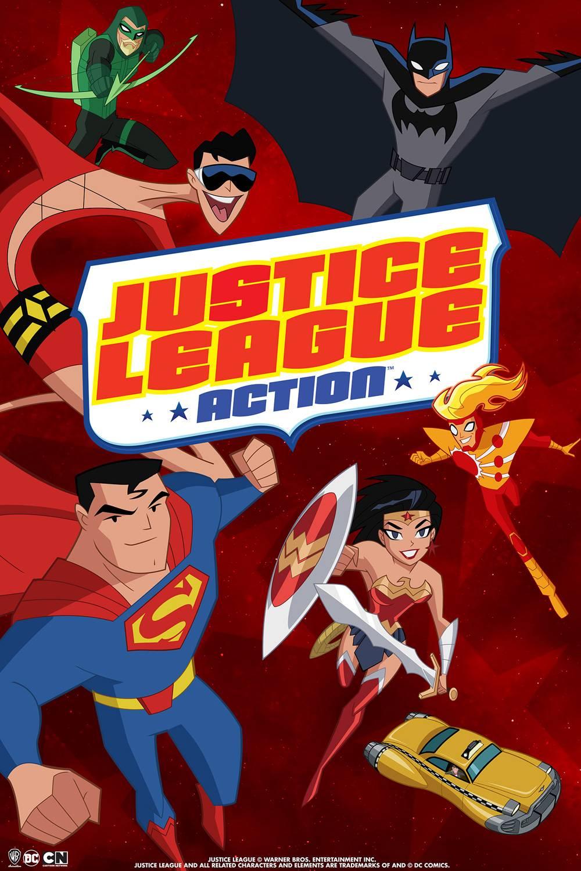 Justice League: Action