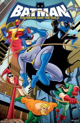 Батман: Смели и дръзки