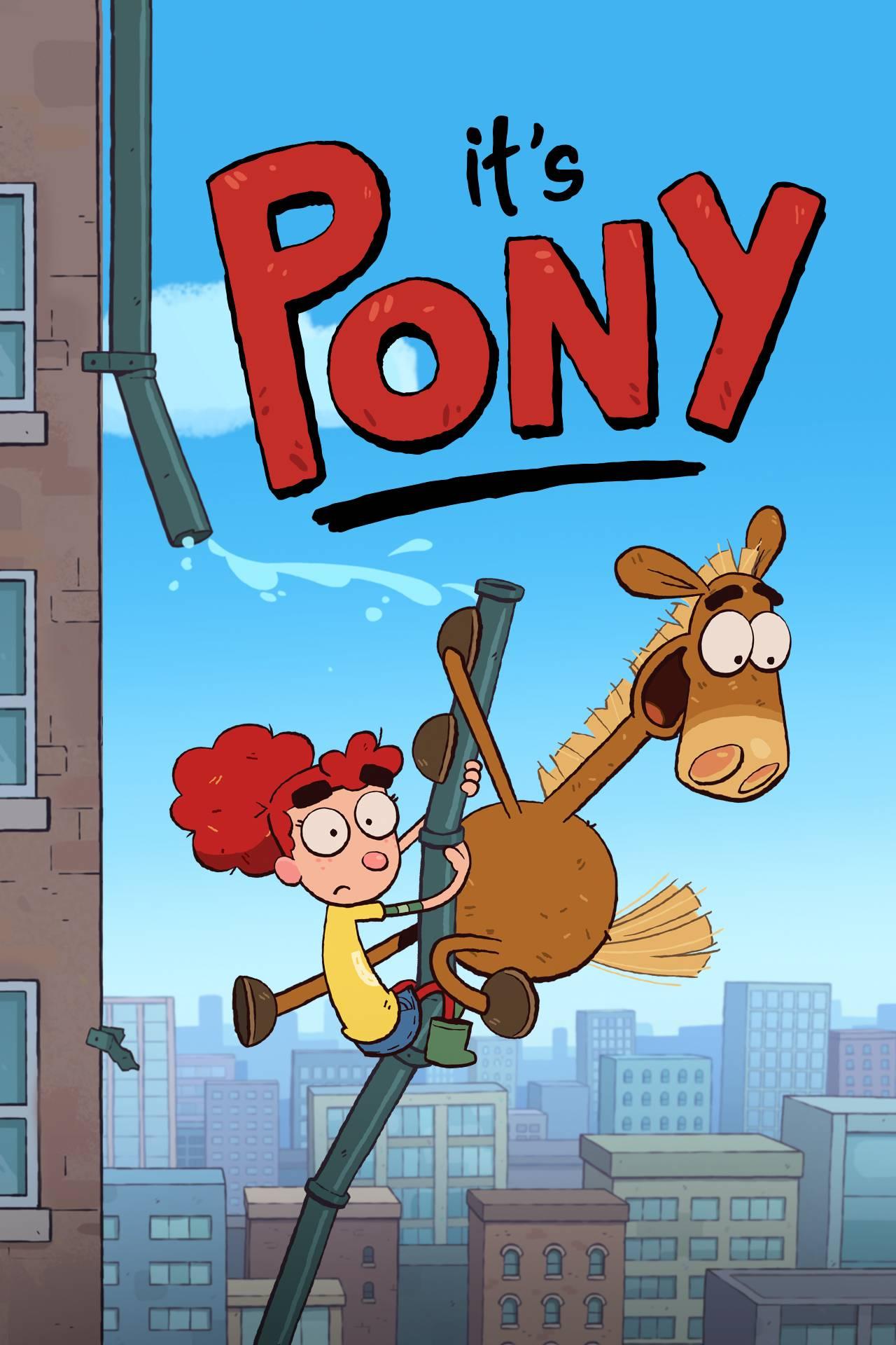Това е Пони