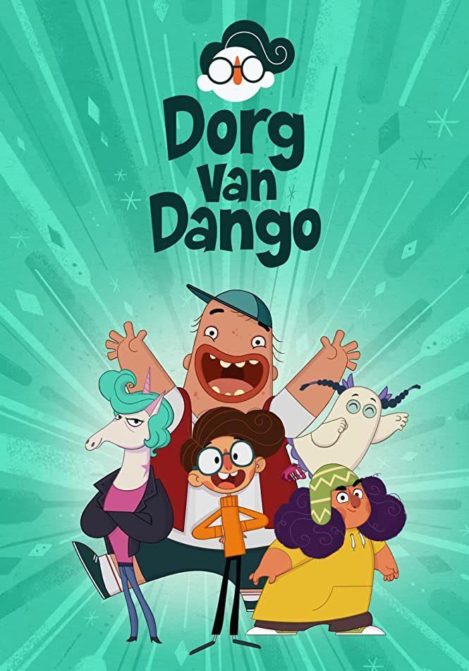Дорг ван Данго