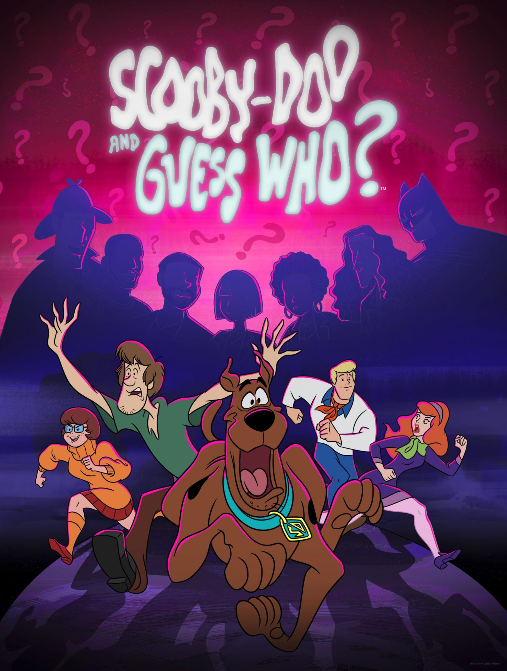 Scooby Doo! And Guess Who?